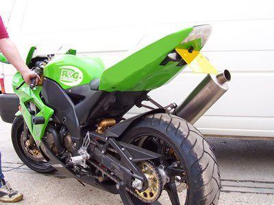 R&G Crash Protectors - Classic Style - Kawasaki ZX10R '04-'05