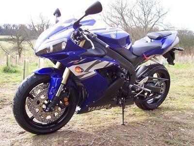 R&G Crash Protectors - Classic Style - Yamaha YZFR1 '04-'06