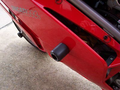 R&G Crash Protectors - Classic Style -  Ducati 749 and 999