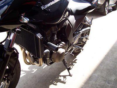 R&G Crash Protectors - Classic Style - Kawasaki Z750 and Z1000