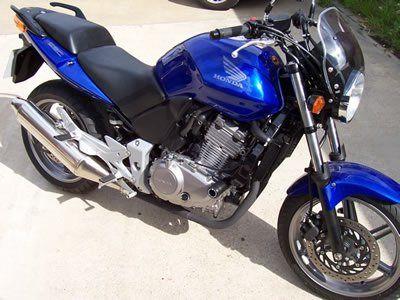 R&G Crash Protectors - Classic Style - Honda CBF500 '04_
