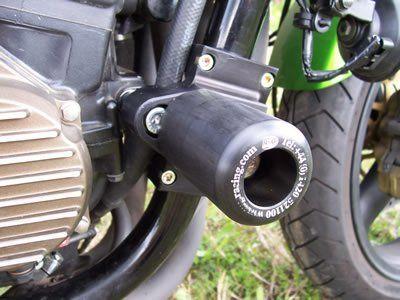 R&G Crash Protectors - Classic Style - Kawasaki ZRX1100 and Kawasaki ZRX1200