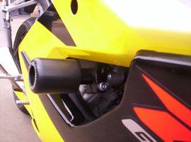 R&G Crash Protectors - Classic Style - Suzuki GSXR1000 K5-K6