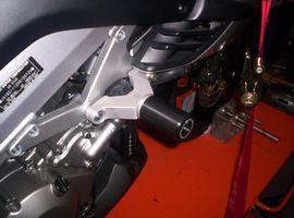 R&G Crash Protectors - Classic Style - Kawasaki KLV1000 and the Suzuki DL1000 V-Strom -'05