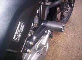 R&G Crash Protectors - Classic Style - Suzuki DL650 V-Strom