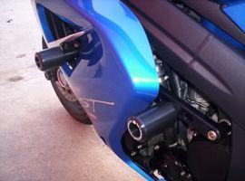 R&G Crash Protectors - Classic Style for Triumph Sprint ST '05-'07
