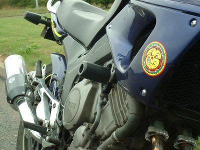 R&G Crash Protectors - Classic Style - Yamaha TDM850 '91-'95