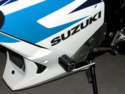 R&G Crash Protectors - Classic Style - Suzuki GS500 (faired)