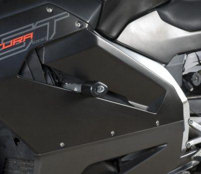 R&G Crash Protectors - Aero Style - Aprilia Futura