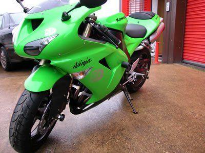 R&G Crash Protectors - Classic Style - Kawasaki ZX10-R '06-'07