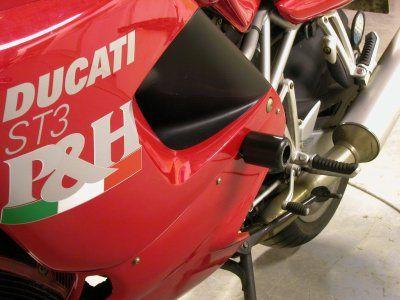 R&G Crash Protectors - Classic Style - Ducati ST3
