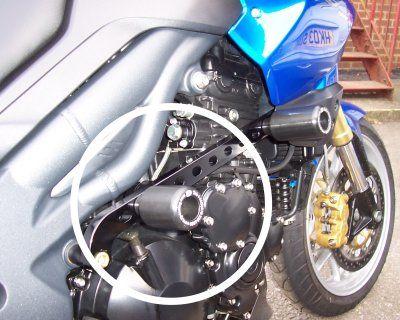 R&G Crash Protectors - Classic Style Triumph Tiger 07