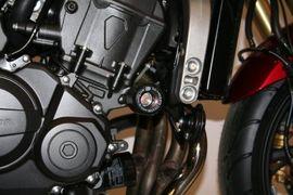 R&G Crash Protectors - Classic Style - Honda CB600 Hornet '07 and CBF600 '08-'10