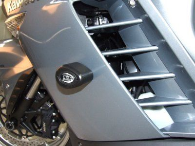 R&G Crash Protectors - Aero Style - Kawasaki GTR1400
