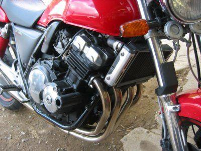 R&G Crash Protectors - Classic Style - Honda CB400SF