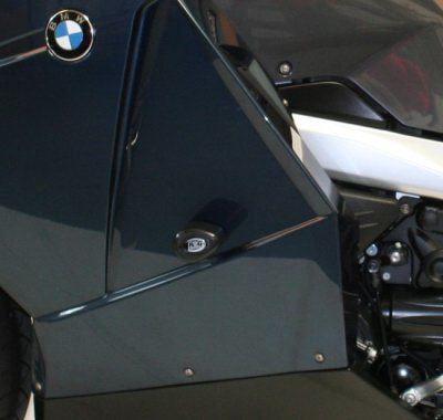 R&G Crash Protectors - Aero Style -  BMW K1200GT '06 and K1300GT '09 on
