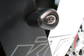 R&G Crash Protectors - Aero Style - KTM RC8 '08-