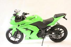 R&G Crash Protectors - Aero Style - Kawasaki ZX250 (Ninja 250R) '08