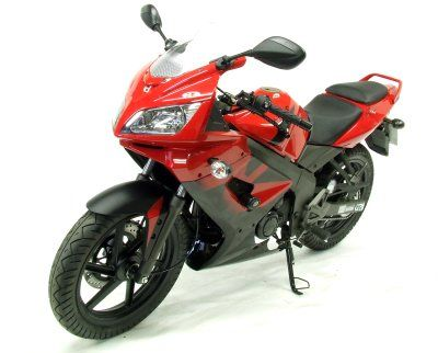 R&G Crash Protectors - Aero Style - Kymco KR Sport 125 '08-.