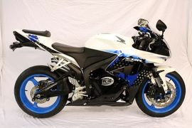 R&G Crash Protectors - Aero Style for Honda CBR600RR '09-'12
