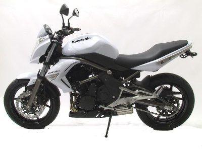R&G Crash Protectors - Aero Style - Kawasaki ER6-N 2009