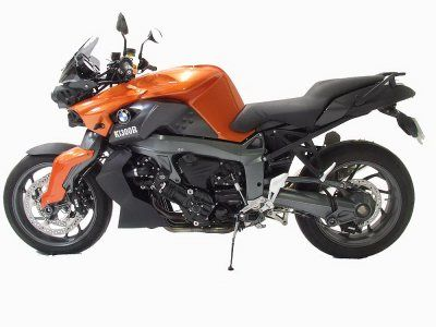 R&G Crash Protectors - Aero Style for BMW K1200R & K1300R models