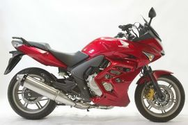 R&G Crash Protectors - Aero Style - Honda CBF600 Sport '09-