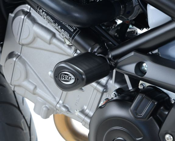 R&G Crash Protectors - Aero Style - Suzuki Gladius 650 '09- and the SV650 '16-