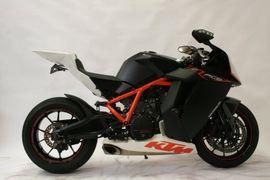 R&G Crash Protectors - Aero Style - KTM RC8R '09-