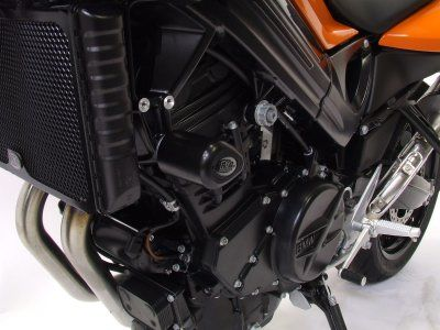 R&G Crash Protectors - Aero Style for BMW F800R '09-'14
