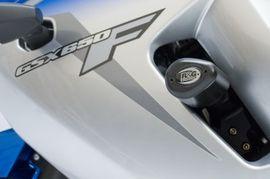 R&G Crash Protectors - Aero Style - Suzuki GSX 650F '10-