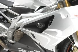 R&G Crash Protectors - Aero Style - Aprilia RSVR and Factory Edition '06-