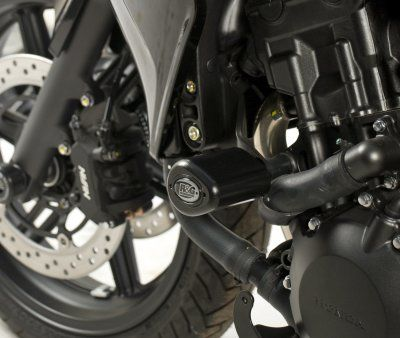 R&G Crash Protectors - Aero Style - Honda CBF1000 naked '11