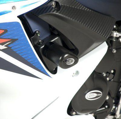 R&G Crash Protectors - Aero Style - Suzuki GSX-R600 and GSX-R750 '11- (L1-)