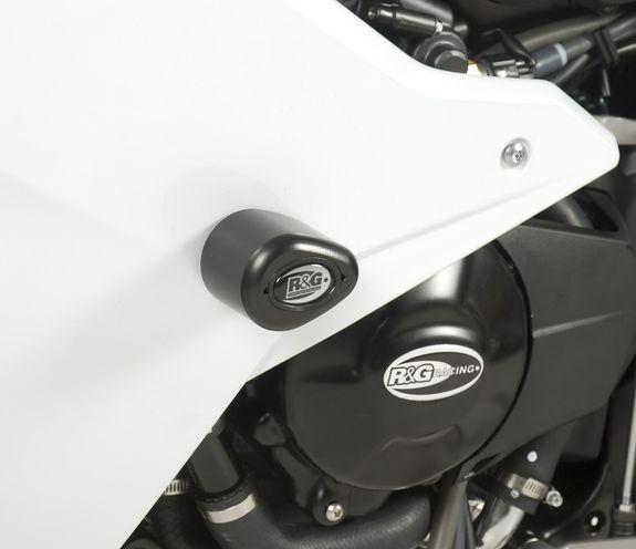 R&G Crash Protectors - Aero Style - Honda CBR600F (2011 Model)