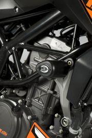 R&G Crash Protectors - Aero Style - KTM 125, 200 and 390 Duke