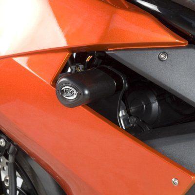 R&G Crash Protectors - Aero Style [Non Drill] - Kawasaki ER6-F '09-'11