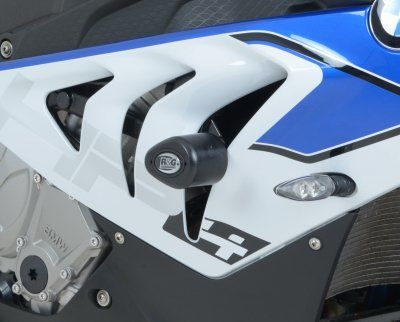 R&G Crash Protectors - Aero Style for BMW S1000RR '12-'14 and HP4 [Non Drill]