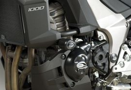 R&G Crash Protectors - Aero Style for Kawasaki Versys 1000 '12-