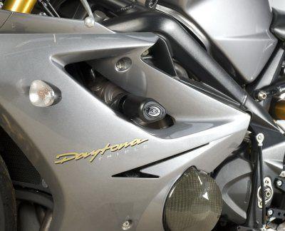 R&G Crash Protectors - Aero Style (Road) Triumph Daytona 675/R (2006-2012)