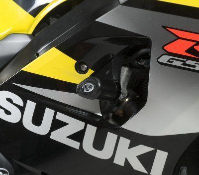 R&G Crash Protectors - Aero Style - Suzuki GSXR600 / GSXR750 '04-'05