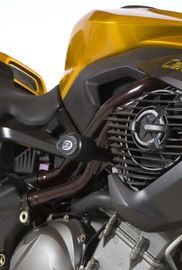 R&G Crash Protectors - Aero Style - Benelli Cafe Racer