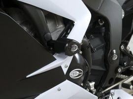 R&G Crash Protectors - Aero Style - Kawasaki ZX6R 636 '13-