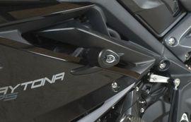 R&G Crash Protectors - Aero Style - Triumph Daytona 675 ('13-) - ROAD