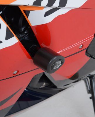 R&G Crash Protectors - Aero Style for Honda CBR600RR ('13-) - NON DRILL KIT
