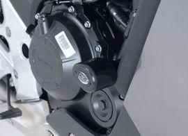 R&G Crash Protectors - Aero Style for Honda CBR500R ('13-'15 ONLY) - NON DRILL KIT