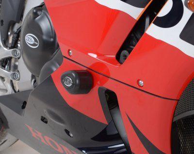 R&G Crash Protectors - Aero Style for Honda CBR600RR ('13-) - DRILL KIT