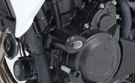 R&G Crash Protectors - Aero Style - Honda CB500X and Honda CB500F
