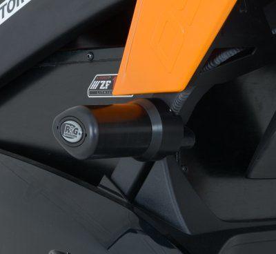 R&G Crash Protectors - Aero Style for Zero S 2013- and Zero DS 2013- models