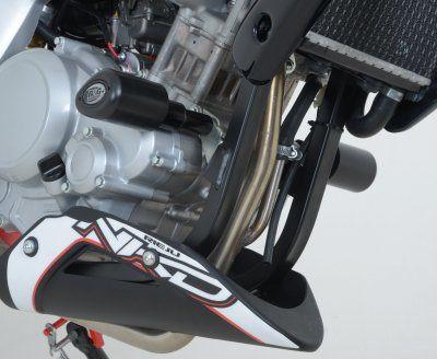 R&G Crash Protectors - Aero Style - Rieju RS 125 NKD